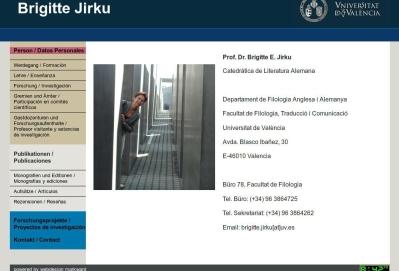 Prof. Dr. Brigitte E. Jirku