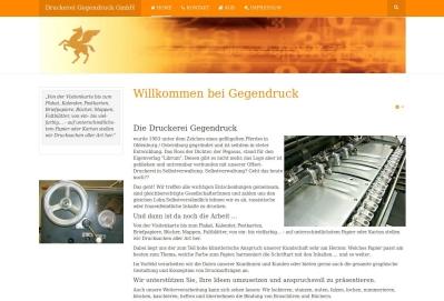 Druckerei Gegendruck GmbH