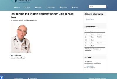 Hausarztpraxis Friedrichsfehn