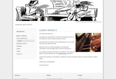 Musikunterricht Papagena